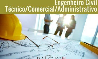 <span class='p-name'>Engenheiro Civil | Técnico – Comercial e Administrativo</span>