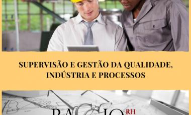 <span class='p-name'>Gestão da Qualidade | Indústria e Processos CONF202/92</span>