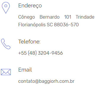 Baggio RH Desenvolvimento Profissional